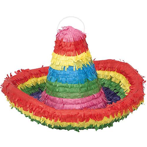 Sombrero Standard Pinata