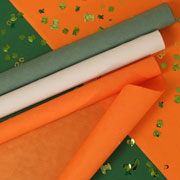 St Patrick's Day Banquet Rolls & Table Covers