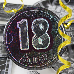 18th Birthday Party Accessories