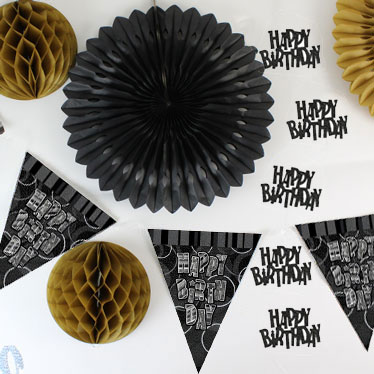 75th Birthday Decorations