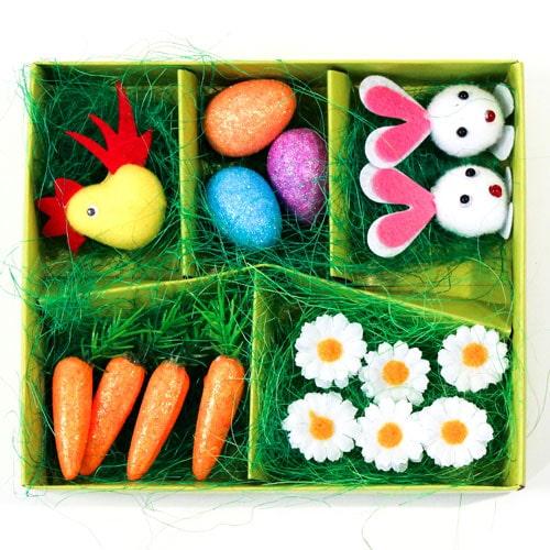 Easter Bonnet Craft DIY Decorating Kit