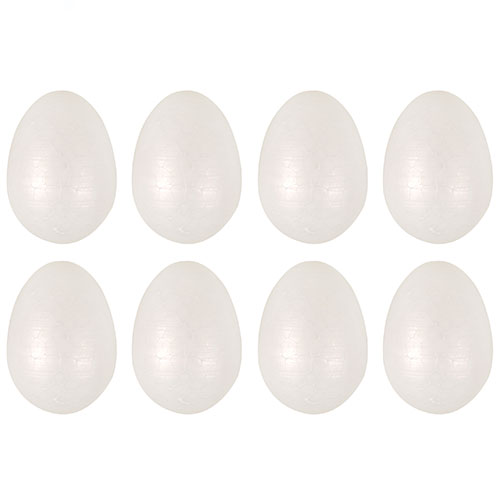easter-large-craft-white-foam-eggs-6cm-pack-of-8-product-image