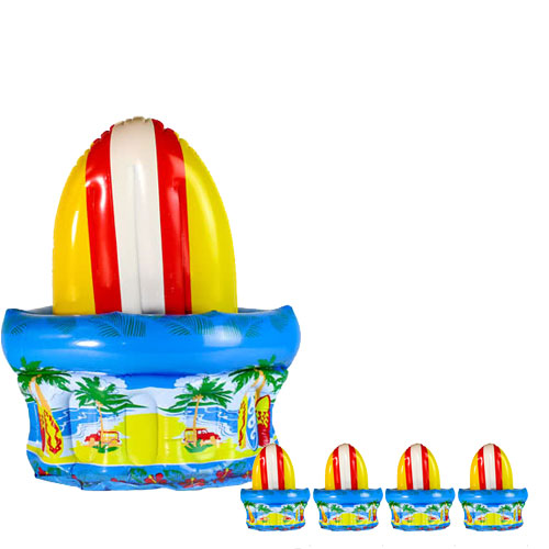 inflatable-surfboard-table-top-cooler-pack-of-5-produc-image