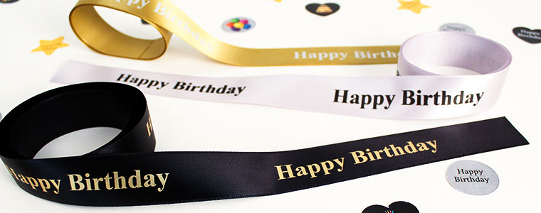 Personalised Birthday Party Supplies