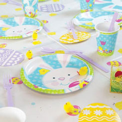 Easter Bunny Party Supplies Category Image
