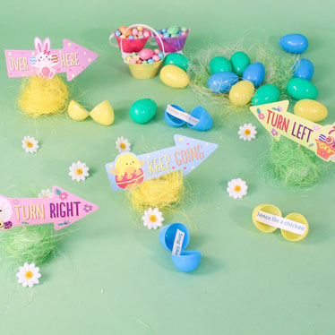 Easter Egg Hunt Party Supplies