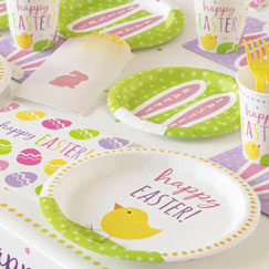 Cute Easter Theme Party Supplies