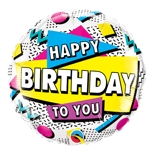 happy-birthday-to-you-retro-round-qualatex-foil-helium-balloon-46cm-18-inch-product-image