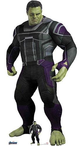 Hulk Mark Ruffalo Marvel Avengers Endgame Lifesize Cardboard Cutout 194cm Product Gallery Image
