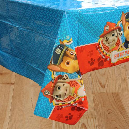 Paw Patrol Party Plastic Tablecover 180cm x 120cm