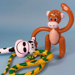 Animal Party Inflatables