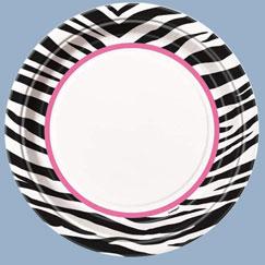 Zebra Theme Party Supplies