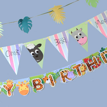 Animal Party Decorations
