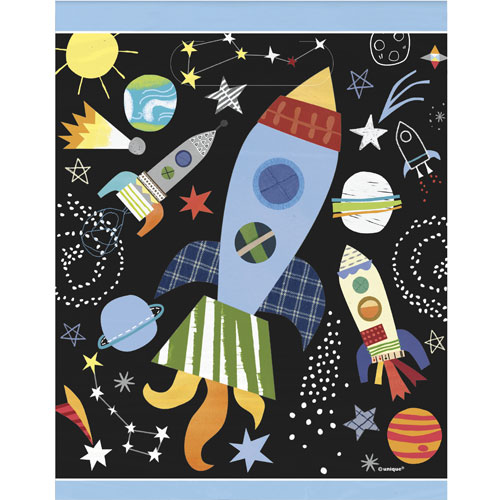 Outer Space Loot Bags - Pack of 8