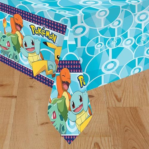 Pokemon Plastic Tablecover 180cm x 120cm