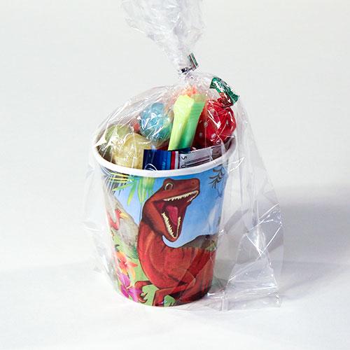 Dinosaur Fun Candy Cup