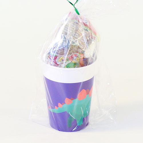 Dinosaur Roar Candy Cup