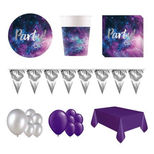 Galaxy 16 Person Deluxe Party Pack