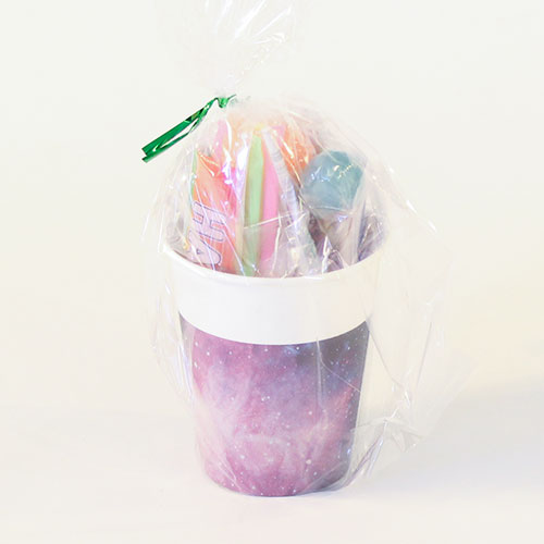 Galaxy Candy Cup
