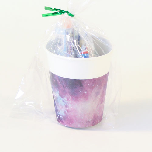 Galaxy Value Candy Cup