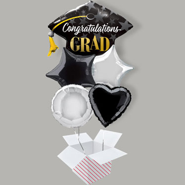 Graduation Balloon In A Box