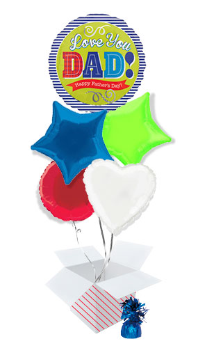 love-you-dad-balloon-bouquet-5-inflated-balloons-in-a-box-product-image