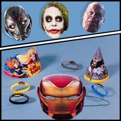 Superhero Party Accessories
