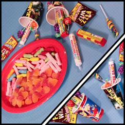 Superhero Sweets