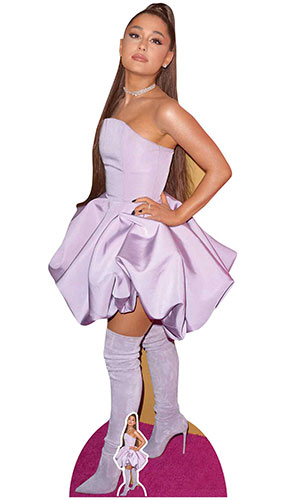 Ariana Grande Lifesize Cardboard Cutout 163cm Product Gallery Image