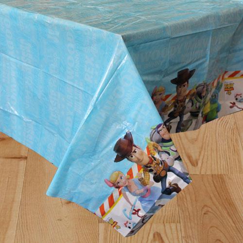Disney Pixar Toy Story 4 Plastic Tablecover 180cm x 120cm