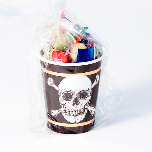 Pirates Gold Candy Cup