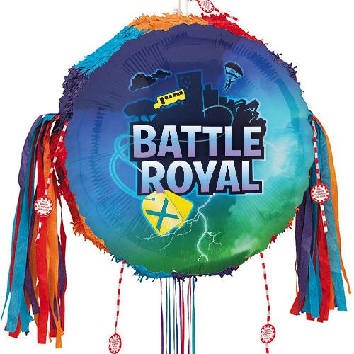 Battle Royal Pull String Pinata