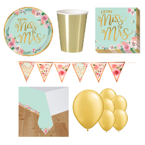 Mint To Be 8 Person Deluxe Party Pack