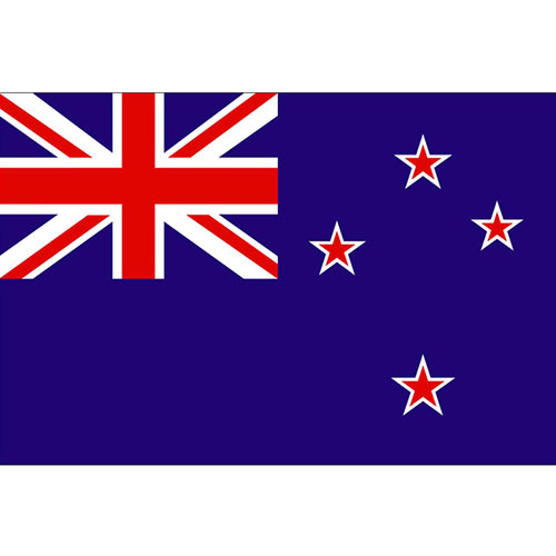New Zealand Flag 5 x 3 ft