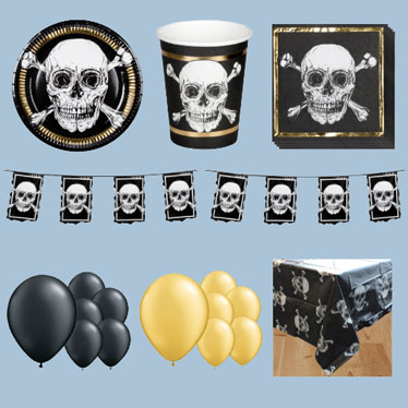 Pirate Party Packs
