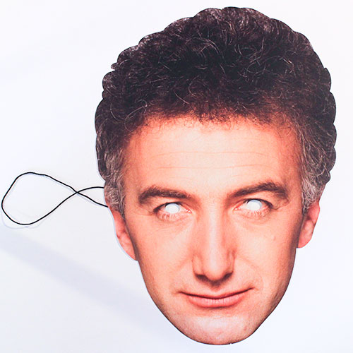 Queen John Deacon Cardboard Face Mask Product Image