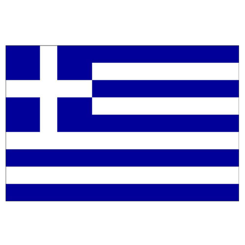 Greece Flag 5 x 3 ft