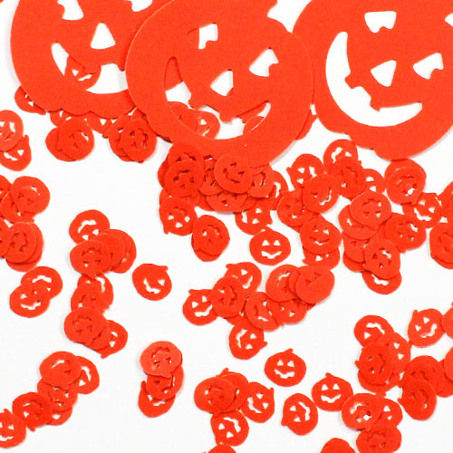 Halloween Pumpkins Table Confetti – 14 Grams Product Image