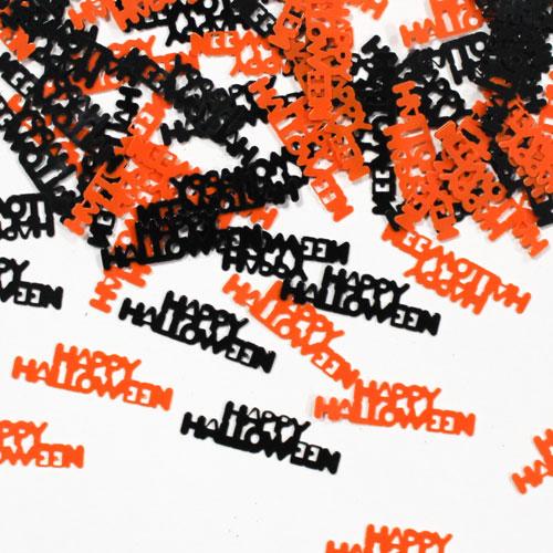 Happy Halloween Table Confetti – 14 Grams