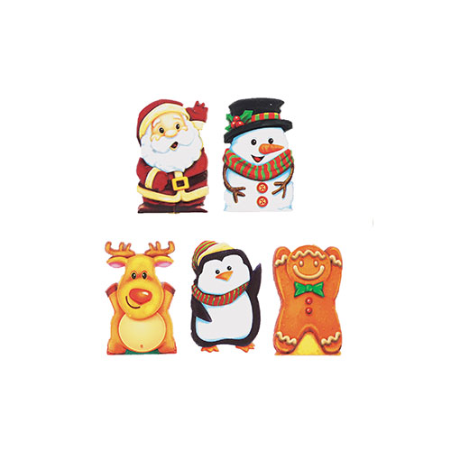 Assorted Christmas Finger Puppet 5cm