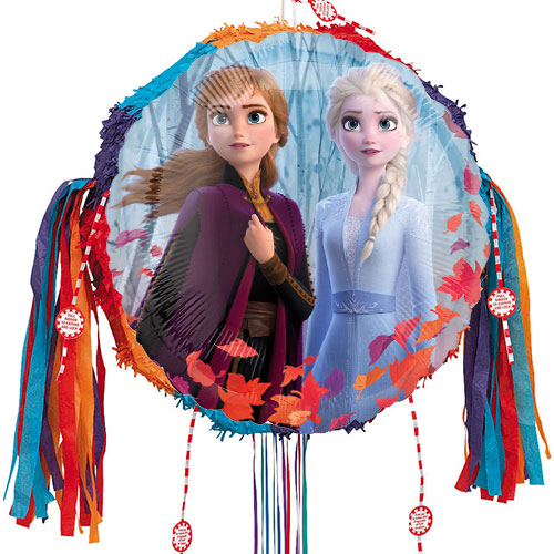 Disney Frozen 2 Pull String Pinata Product Image