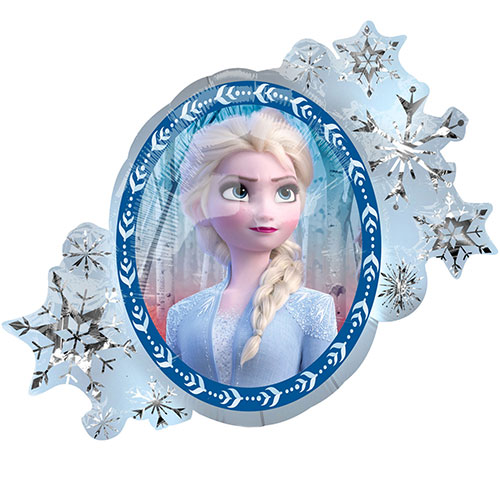 Disney Frozen 2 Helium Foil Giant Balloon 76cm / 30 in