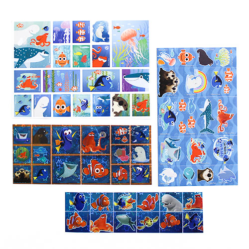Finding Dory Stickers - Pack of 65