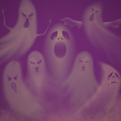 Ghost Decorations Category Image