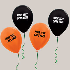 Halloween Personalised Balloons