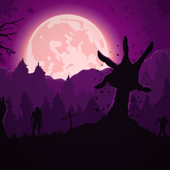 Zombie Decorations Category Image