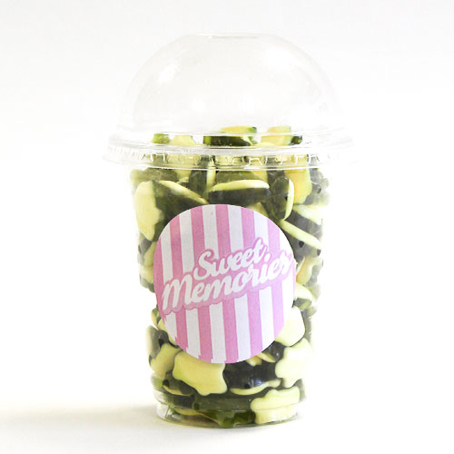 Haribo Terrific Turtles Bubblegum Flavour Jelly Sweets - 12 oz