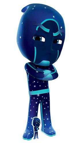 Night Ninja PJ Masks Lifesize Cardboard Cutout 152cm Product Gallery Image