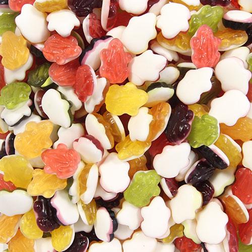 Haribo Fruity Frogs Jelly Sweet