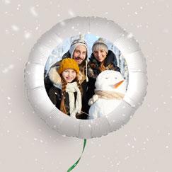 Christmas Personalised Balloons